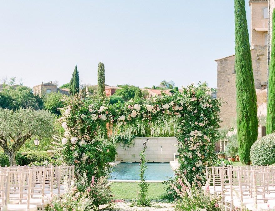 Behind the Scenes at Bastide de Gordes